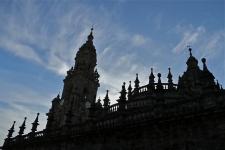 Torre lateral da Catedral