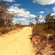 Estrada para Urucuia